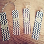 DIY: Bookmarks