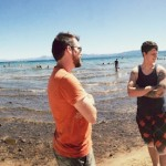 The Blue Waters of Tahoe & Monterey