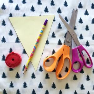 DIY: Christmas Bunting